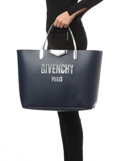 Givenchy Omuz Çantası Lacivert